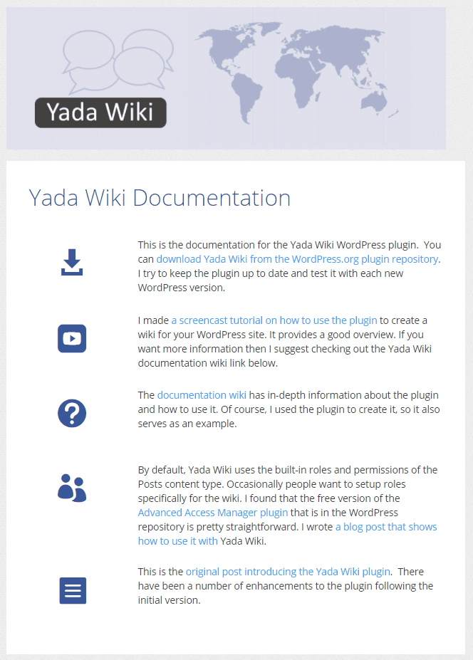 yada wiki content block