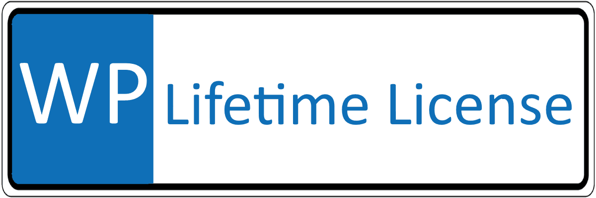 wp lifetime license