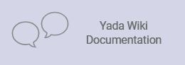 Yada Wiki Documentation