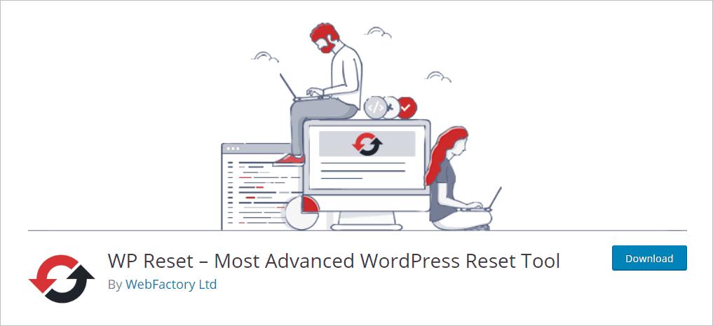 Wp Reset WordPress Org