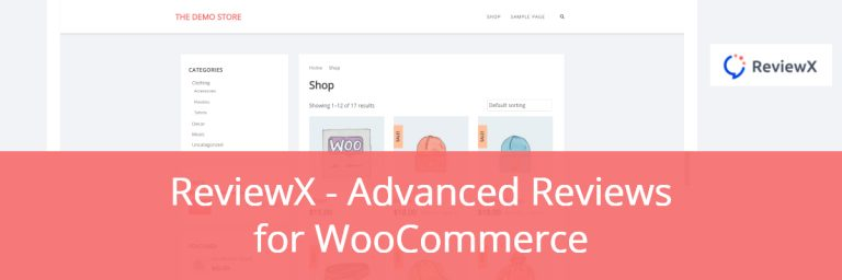 ReviewX – Advanced Reviews for WooCommerce