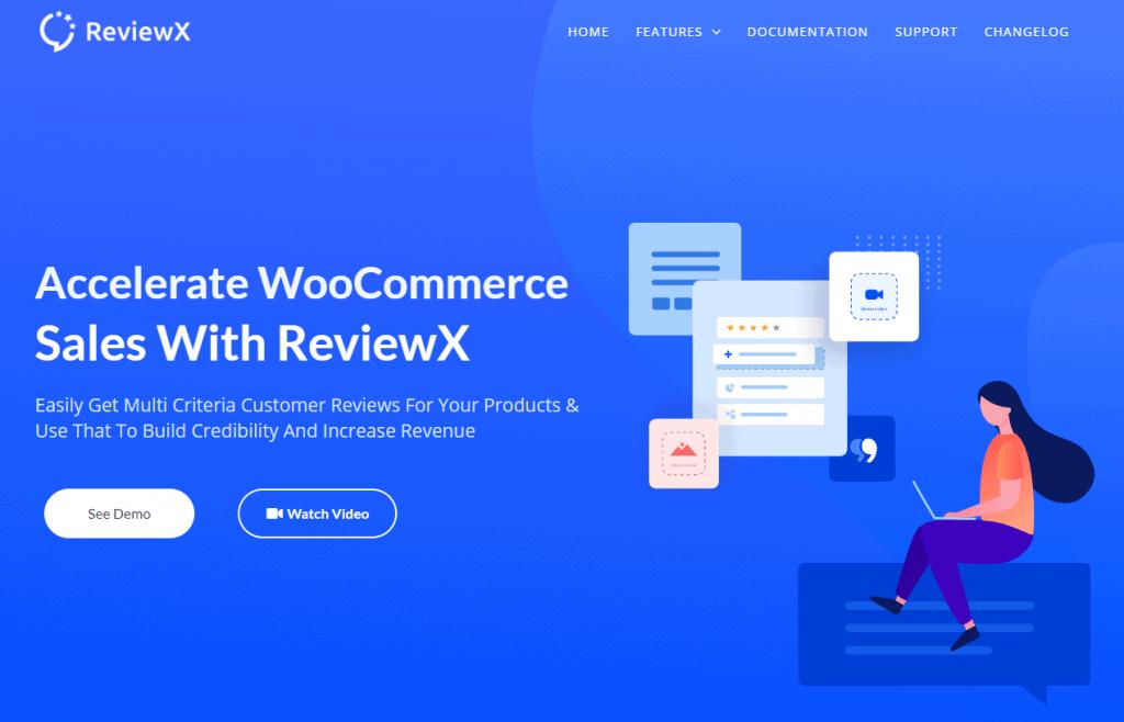 Reviewx Website 1