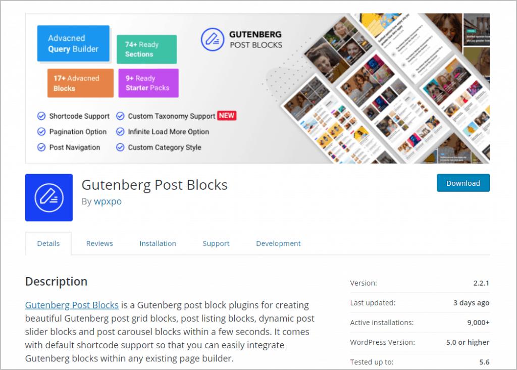 Gpb On WordPress Org