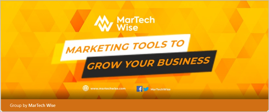 Martech Wise Facebook Group